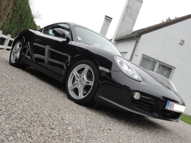 Porsche 987 facelift AM 2011: PCM, cuir, 18'',...  57757100c2