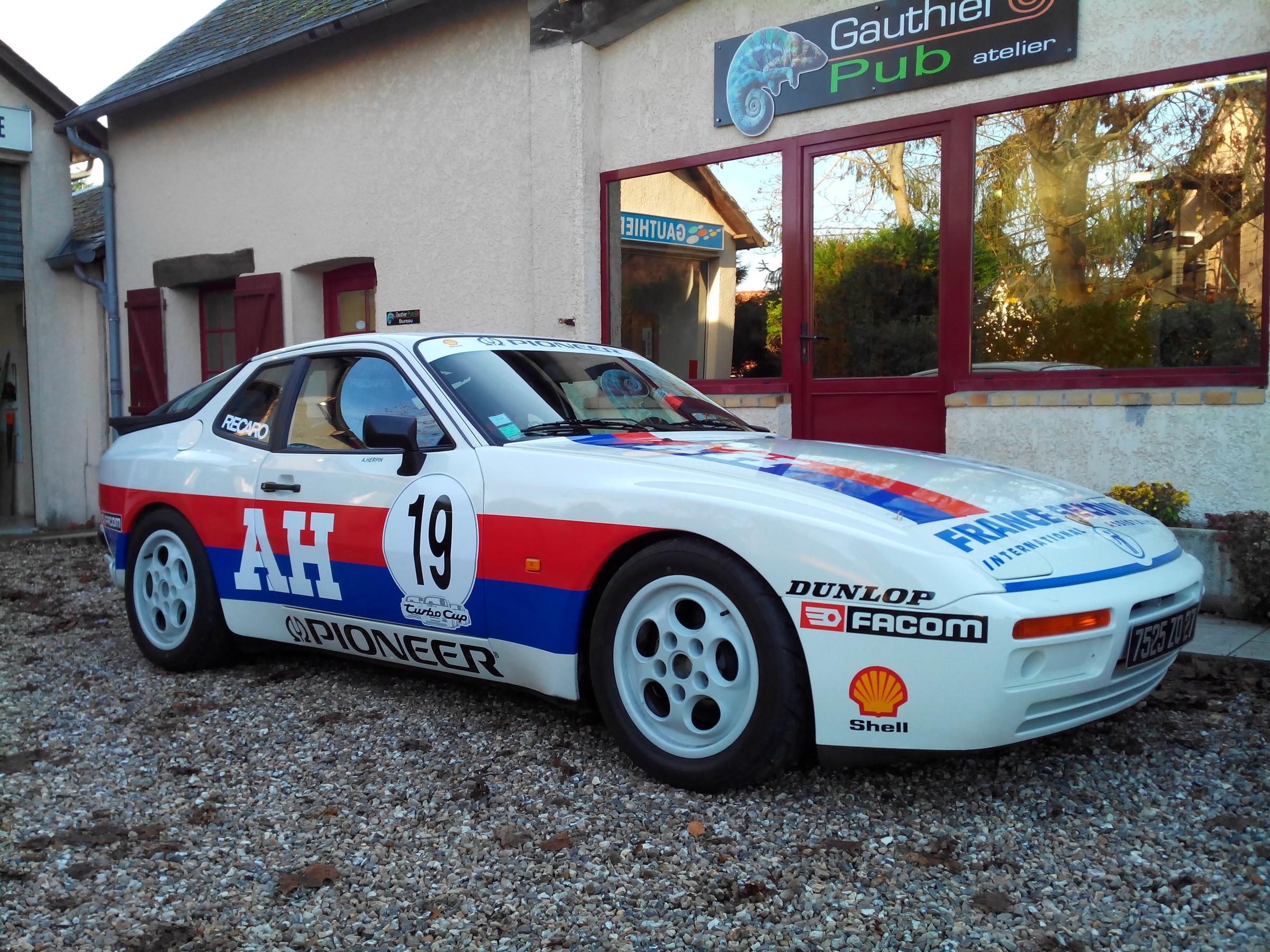 Porsche 964 Carrera Cup 1991-1994  6bb53a415d