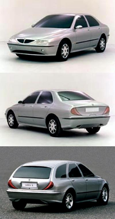 [Sujet officiel] Les voitures qui n'ont jamais vu le jour - Page 12 A3a49e4d2b