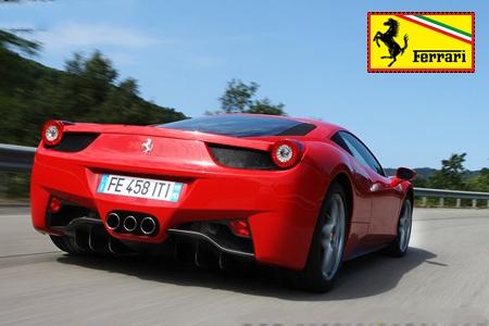 سيارة فيراري Italia 458 الجديدة و البديلة لسيارة فيراري F 430  Italia48502