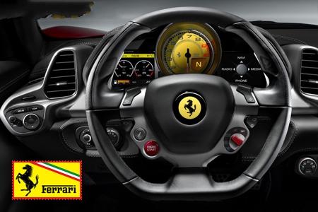 سيارة فيراري Italia 458 الجديدة و البديلة لسيارة فيراري F 430  Italia48504