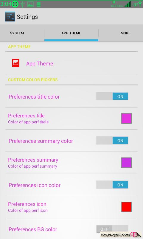 [SOFT][4+] BIFTOR SETTINGS : Redéfinissez le style de vos paramètres et de vos barres glissantes [Gratuit] [19.12.2013] Pda-planet.com_Screenshot-2013-11-04-03-04-49