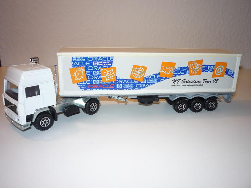 N°3055 Volvo Porte Container. 10053172he