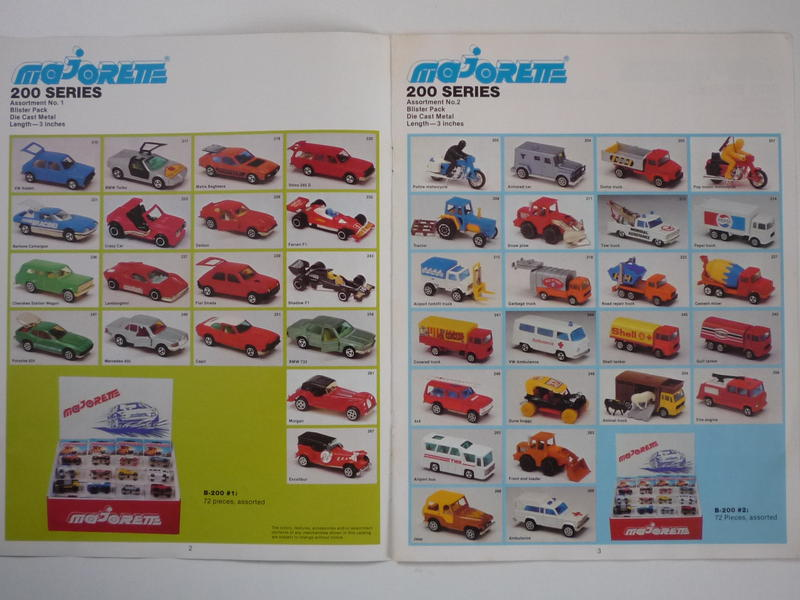 1981 DIN-A-4 Catalogue US-Version 10146913ac