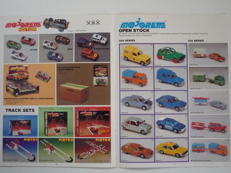 1981 DIN-A-4 Catalogue US-Version 10146917rh