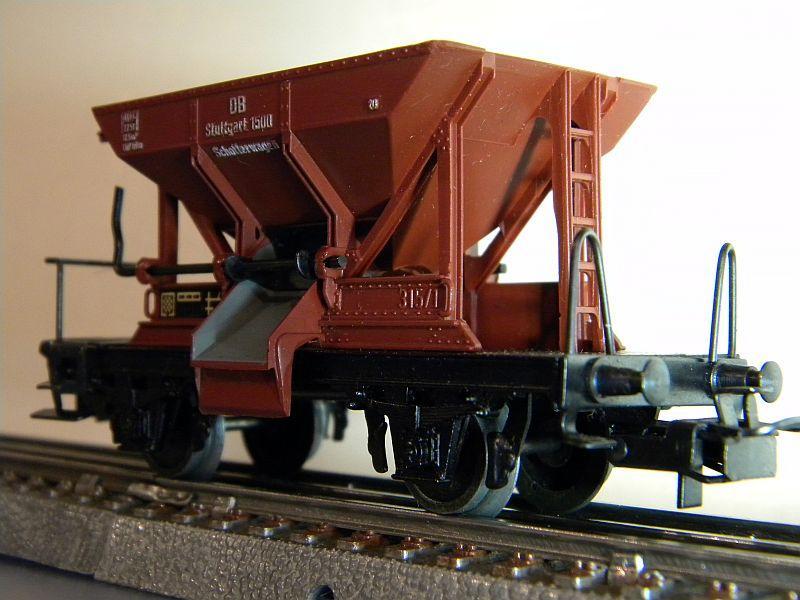 Schotterwagen der DB, Typ Talbot,  Märklin #4610 10218353nd