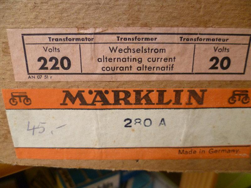 Märklin Nostalgieanlage im Bau - Seite 2 10470371kd