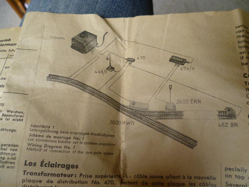 Märklin Nostalgieanlage im Bau - Seite 2 10470514az