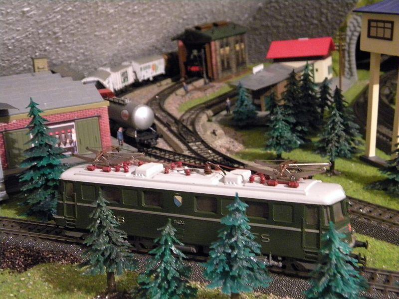 Kleinbahn Ae 6/6 11404 SBB 10599273cx