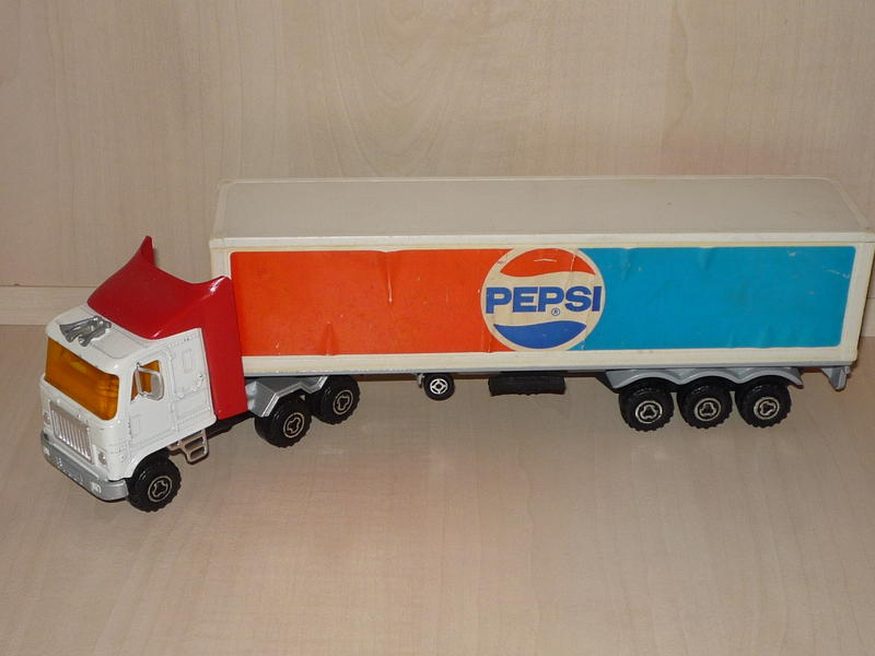 """N°3068 / 3055 GMC Astro95 1x40"""" Container 11148292yt"""