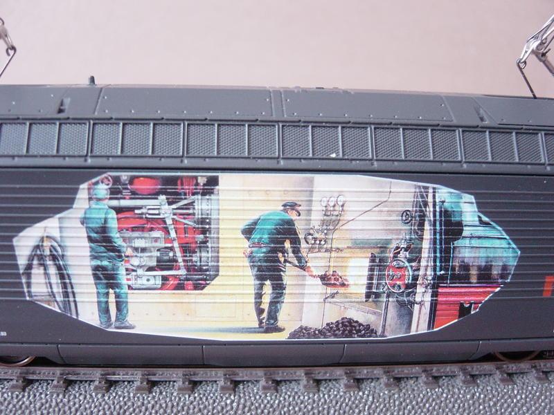 """E.Lok Serie 460 SBB """"Heizerlok"""" (Art.Nr. 3751) 11298305ef"""