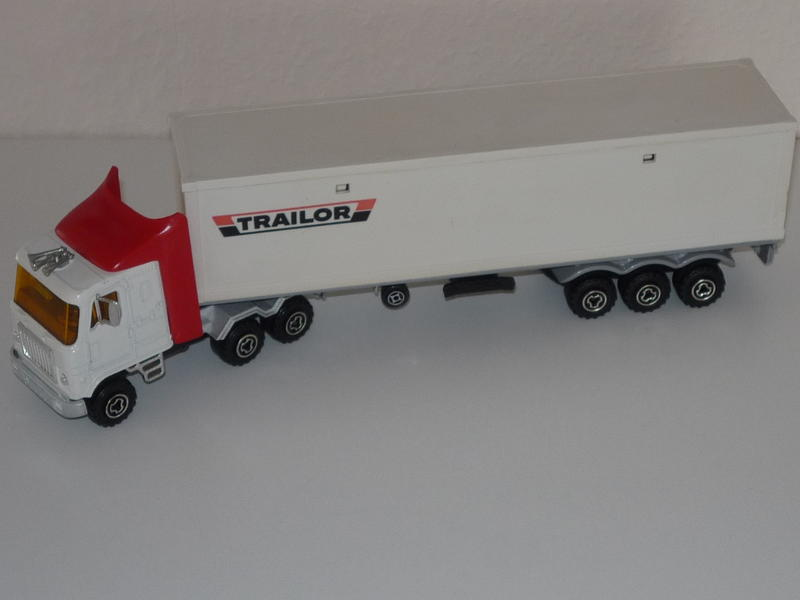 """N°3068 / 3055 GMC Astro95 1x40"""" Container 11566654ep"""