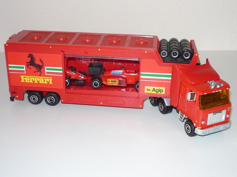 N°3065 GMC Astro95 Formula-1 Trans 11618653za