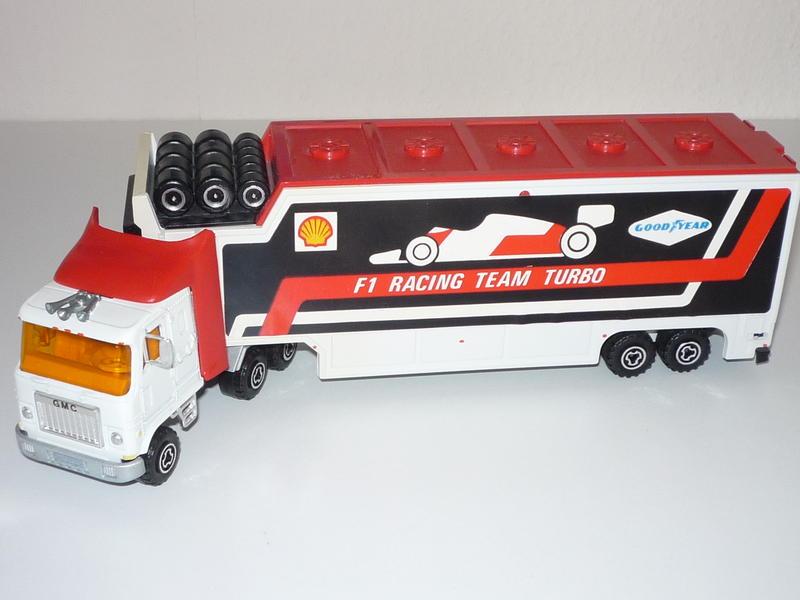 N°3065 GMC Astro95 Formula-1 Trans 11618656ac