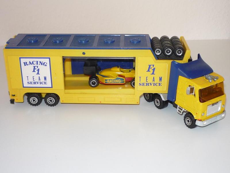 N°3065 GMC Astro95 Formula-1 Trans 11618839bo