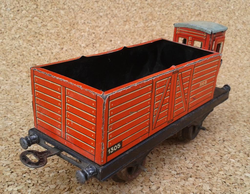 Husch Güterwagen 310B Spur 0 11671490qr