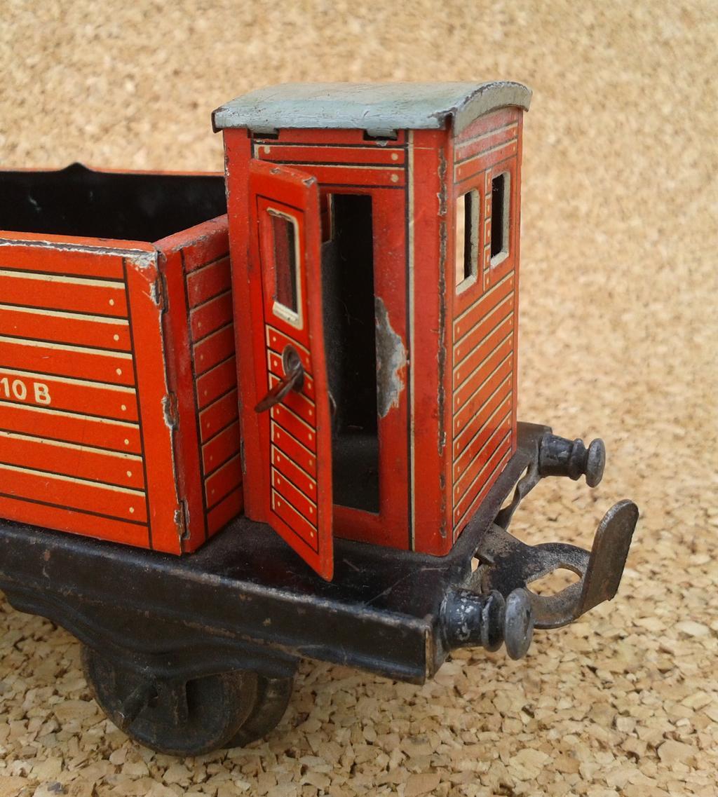 Husch Güterwagen 310B Spur 0 11678487pk