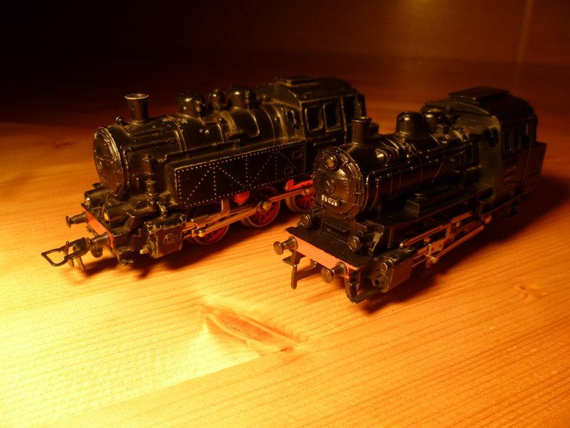 Märklin TM 800 und 3000 in Stand gesetzt 11866550hh