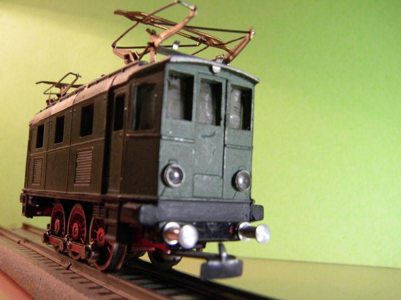 Liliput Lok No. 104 im Vergleich mit Kleinbahn Lok No. 1280 12370488vy