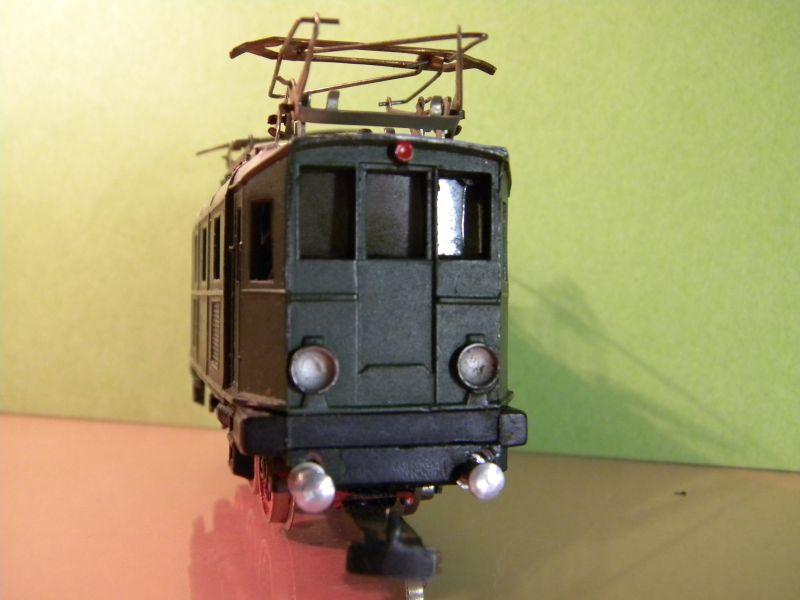 Liliput Lok No. 104 im Vergleich mit Kleinbahn Lok No. 1280 12370491kt
