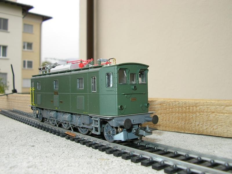 Liliput Lok No. 104 im Vergleich mit Kleinbahn Lok No. 1280 12375249lg