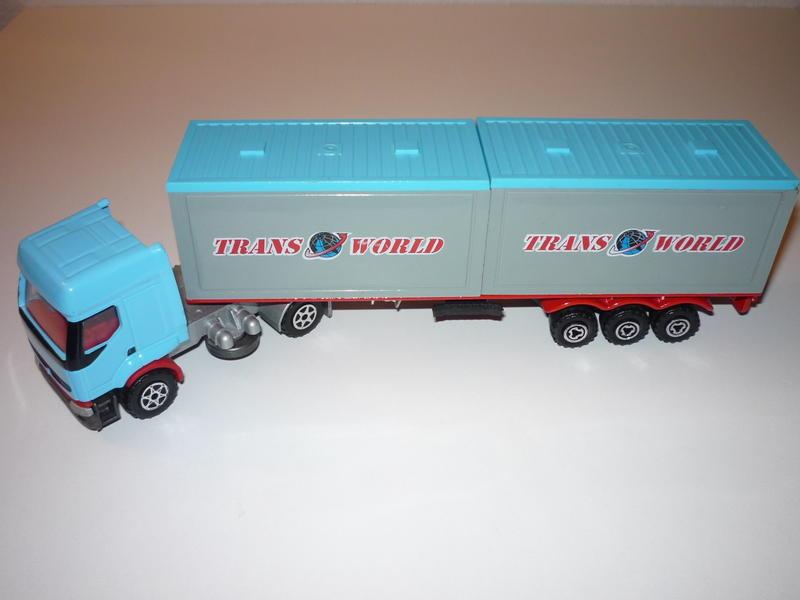 N°3062 Renault Premium Container (2x20) 12551403ep