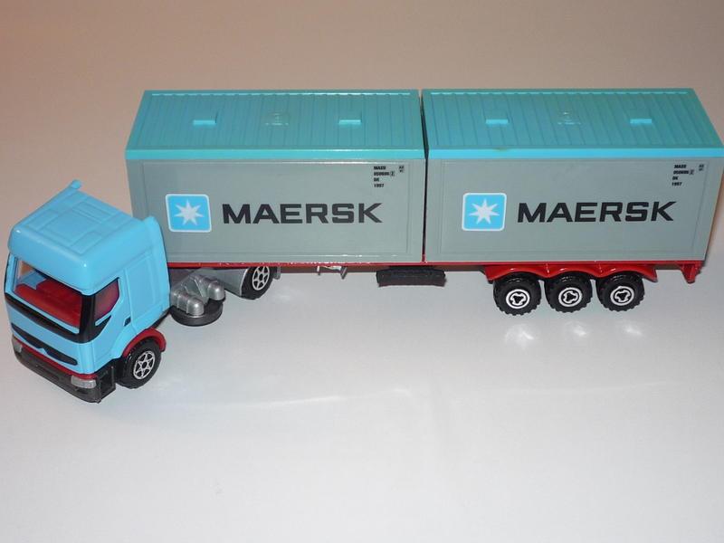 N°3062 Renault Premium Container (2x20) 12552419qz