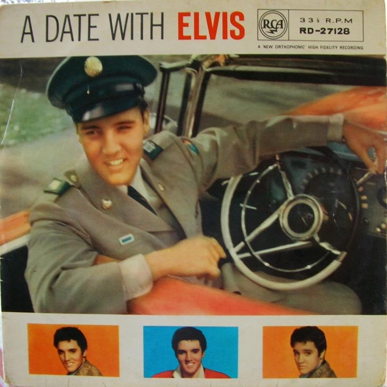 A DATE WITH ELVIS 12631797pr