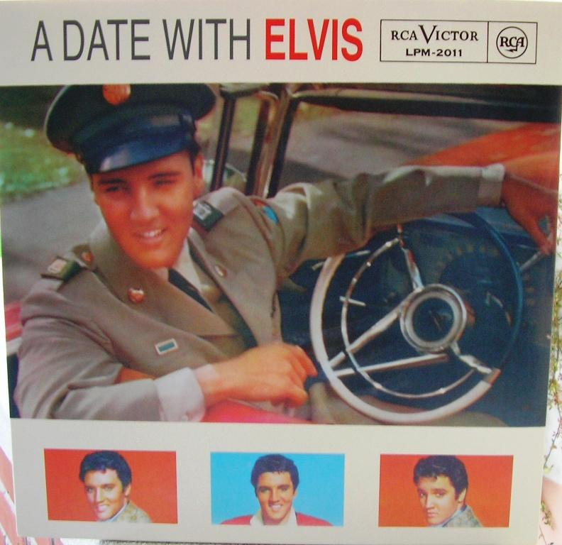 A DATE WITH ELVIS 12631892mg