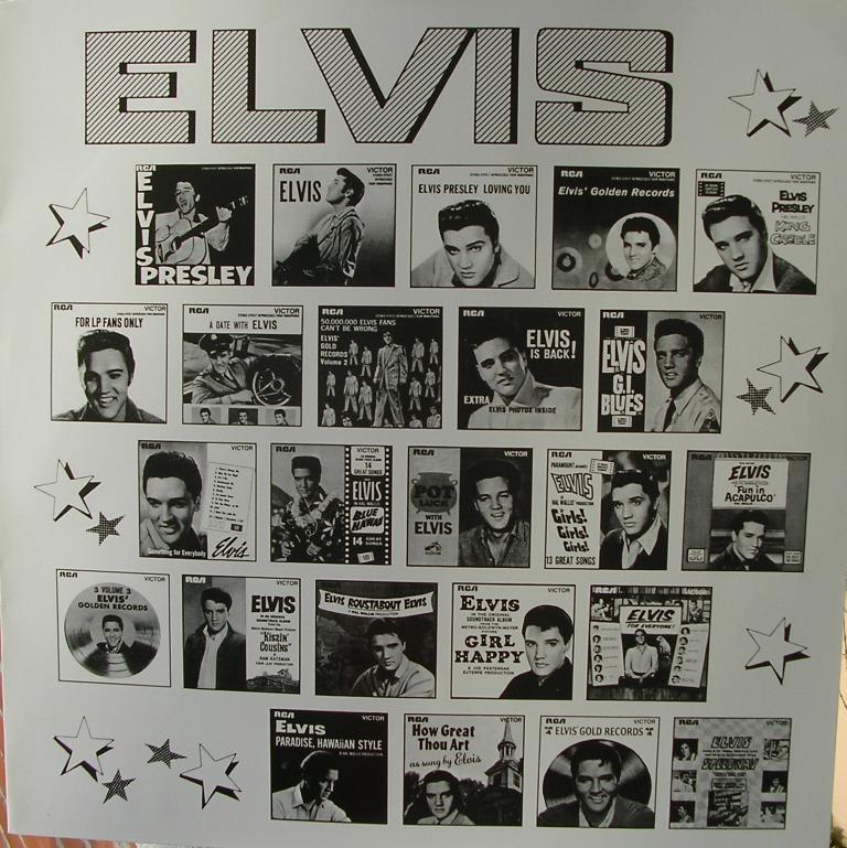 ELVIS PRESLEY 12664227fw