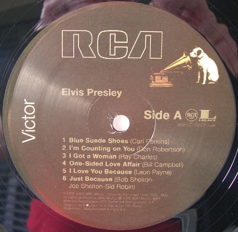 ELVIS PRESLEY 12664229lq
