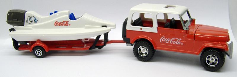 N°3042 Jeep Wrangler + Racer 12749637gv