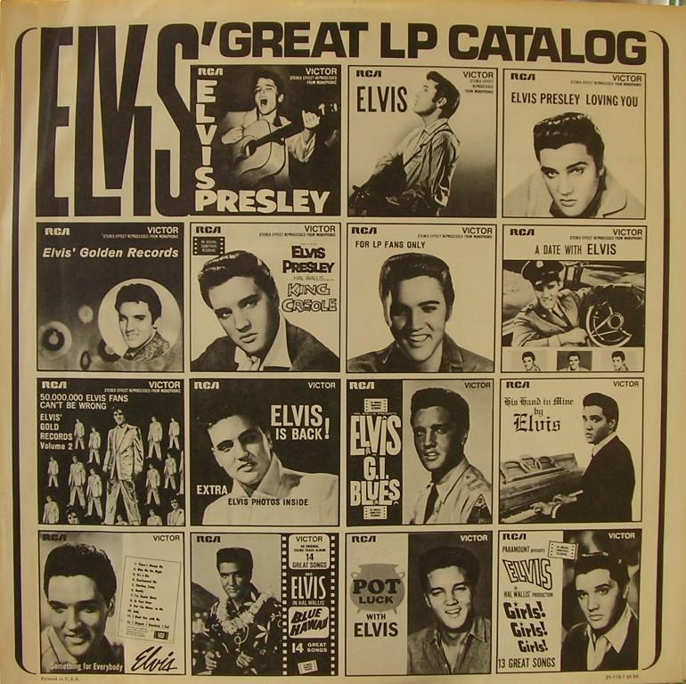 ELVIS SINGS THE WONDERFUL WORLD OF CHRISTMAS 12818346no