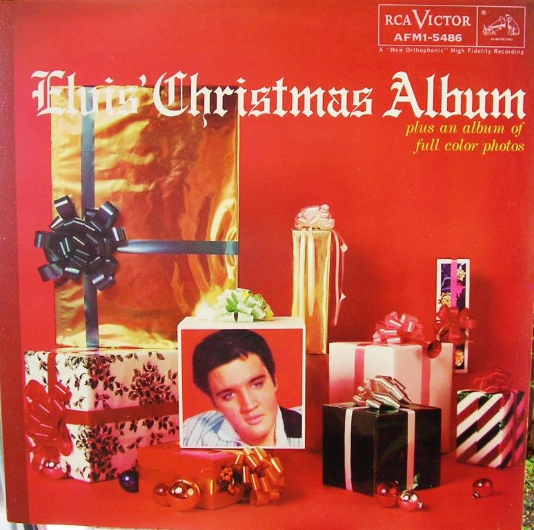 ELVIS' CHRISTMAS ALBUM 12818680ra