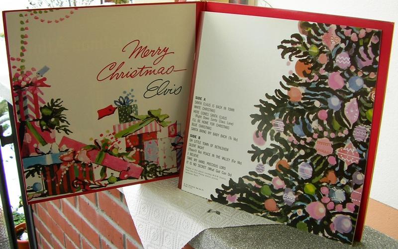 ELVIS' CHRISTMAS ALBUM 12818682io