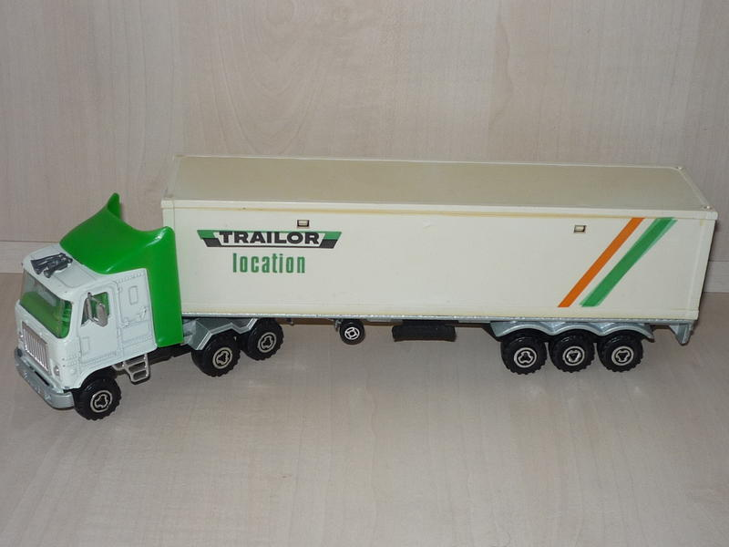 """N°3068 / 3055 GMC Astro95 1x40"""" Container 12885779wx"""