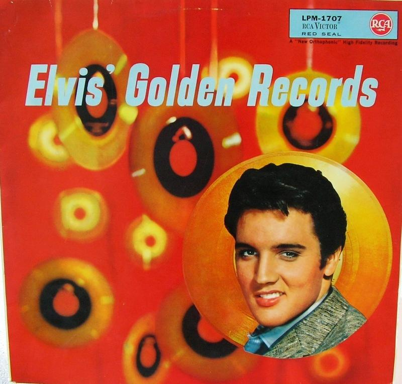 ELVIS' GOLDEN RECORDS 12992899by