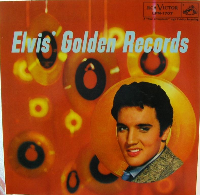 ELVIS' GOLDEN RECORDS 12993306sf