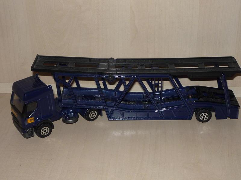 N°3071 Renault Premium Transport Autos 13037411hw