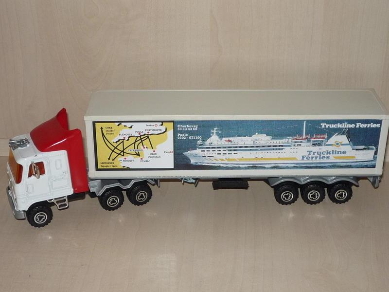 "N°3068 / 3055 GMC Astro95 1x40"" Container 13037413uy"