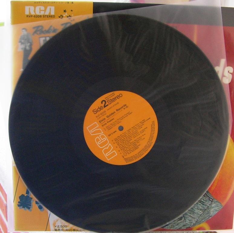 ELVIS`GOLDEN RECORDS 13108758rz