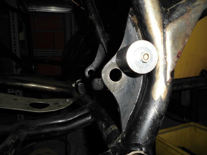 Enduro Gespann VMC mit Yamaha XT 500 Motor 13138337hy