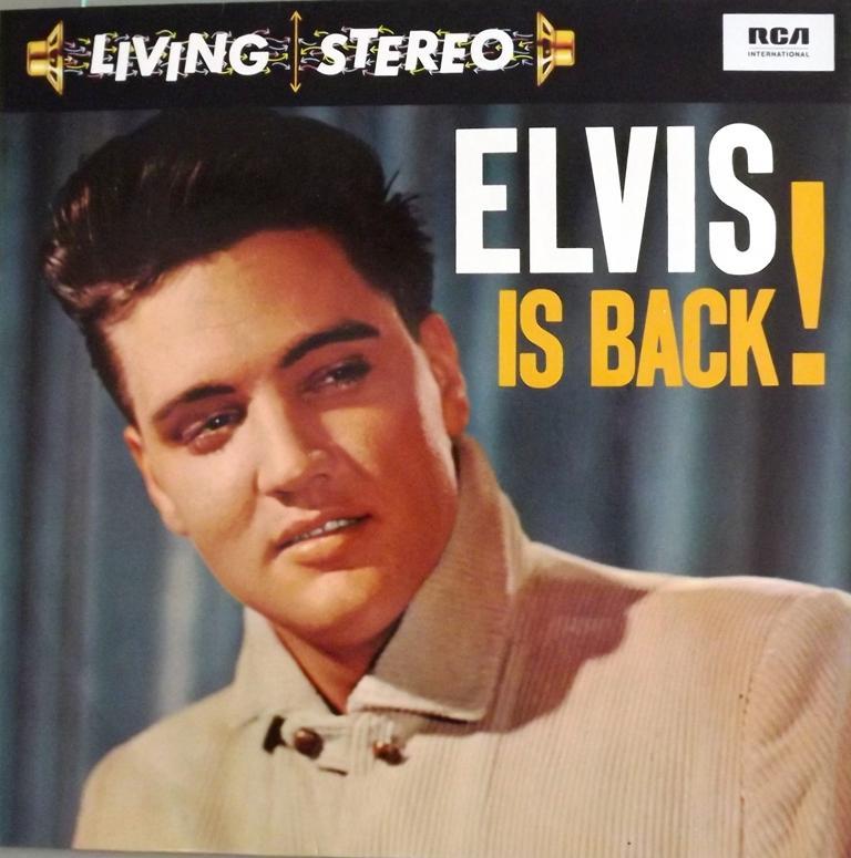 ELVIS IS BACK! 13388620mz