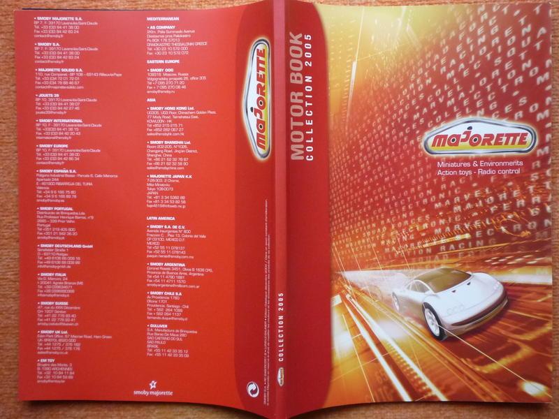 2005 DIN-A-4 Catalogue 13494471gk