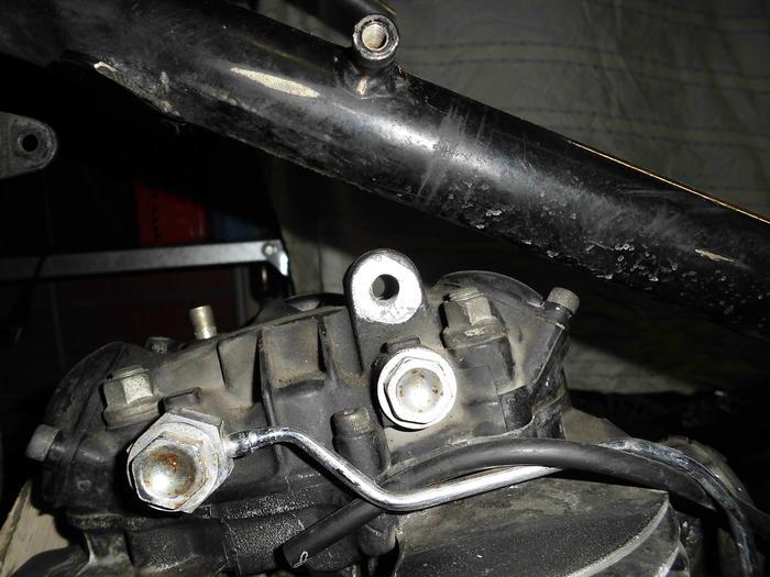 Enduro Gespann VMC mit Yamaha XT 500 Motor 13557918ns