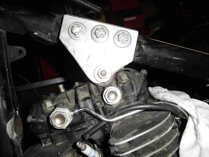 Enduro Gespann VMC mit Yamaha XT 500 Motor 13595678oy