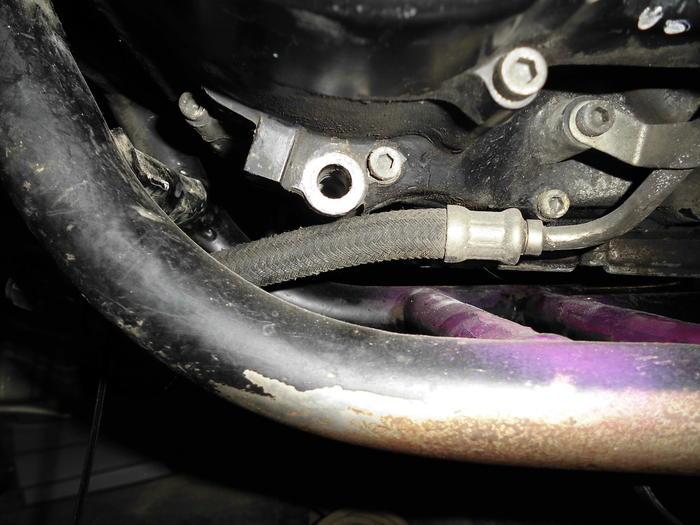 Enduro Gespann VMC mit Yamaha XT 500 Motor 13595682kj