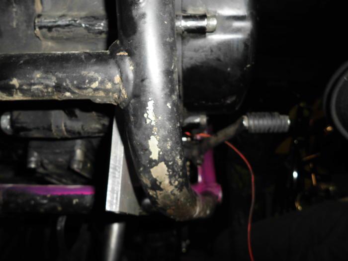 Enduro Gespann VMC mit Yamaha XT 500 Motor 13603322ty
