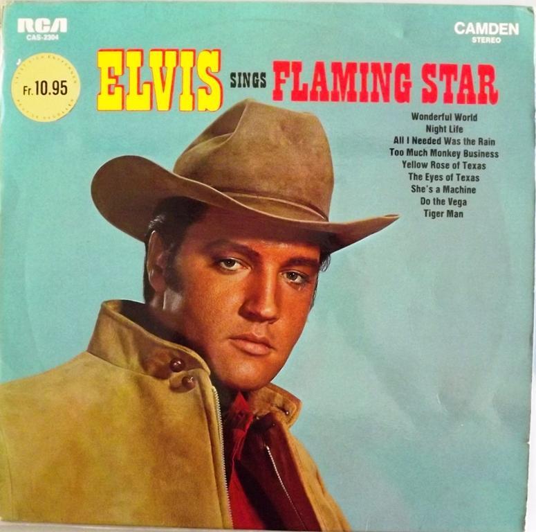 FLAMING STAR 13714154fp