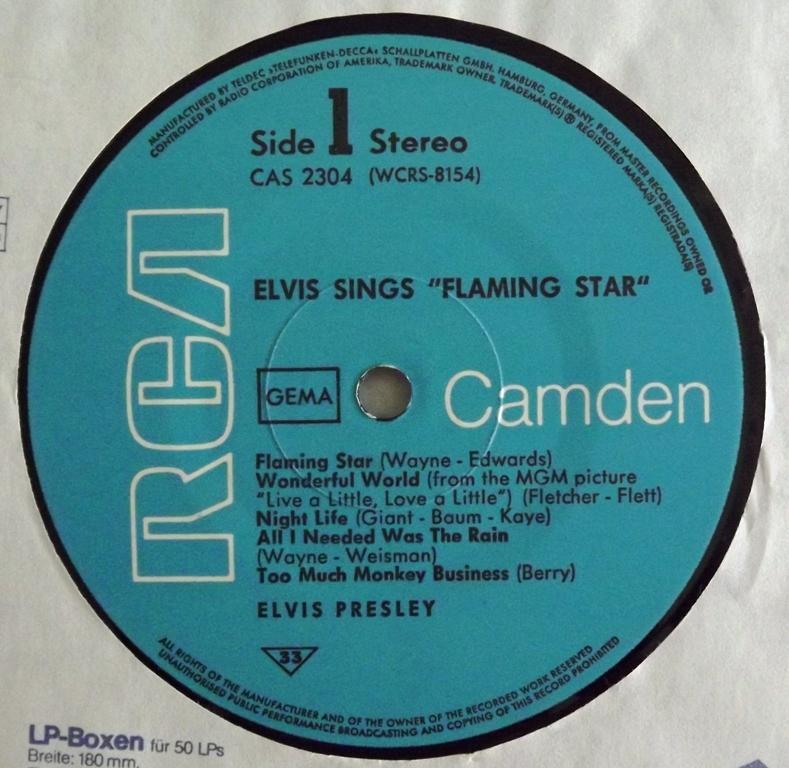 FLAMING STAR 13714157iu